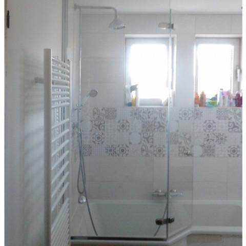 pose ou remplacement d 39 une paroi de douche en verre dans le nord pas de calais picardie. Black Bedroom Furniture Sets. Home Design Ideas